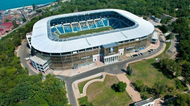 ФГВФЛ попробует продать стадион
