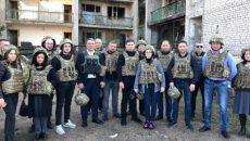 На Донбассе проходит заседание комитета ВР
