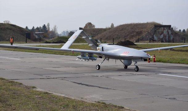 Турецкая компания завершила поставки ударных дронов в Украину