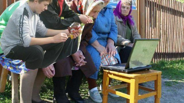 Зеленский задумал обеспечить сельские школы интернетом