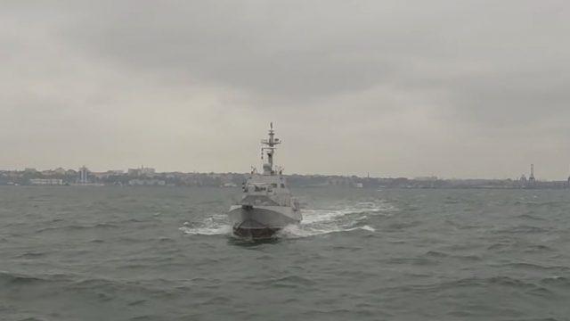 ВМС получили очередной бронекатер