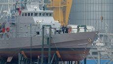 США передадут в Украине еще четыре катера