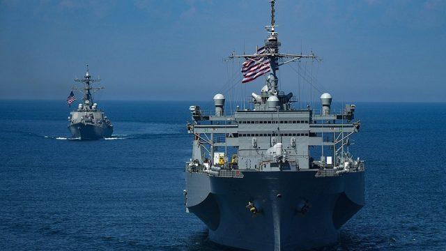 НАТО увеличивает свое присутствие в Черном море