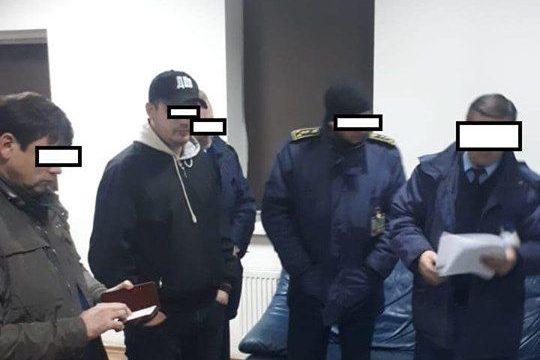 ГБР обыскивает Львовскую таможню