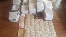 СБУ зафиксировала миллионные хищения в зоне ООС