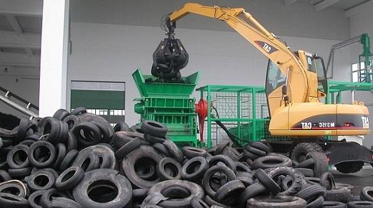 ICU профинансирует стартап по переработке шин