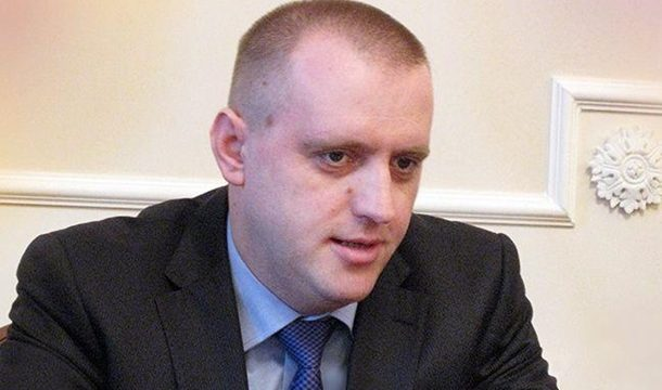 Рябошапка назначил себе зама из СБУ