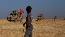 Турция начала масштабную военную операцию на северо-западе Сирии
