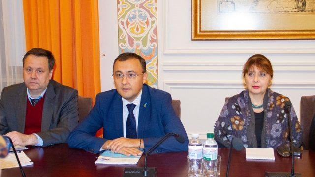 Делегация Венецианской комиссии прибыла в Киев