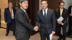 Сотрудничество с японским агентством JICA является важным для Украины, – Зеленский