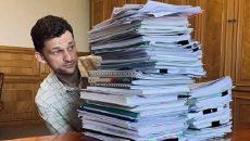 Дубилет рассказал о документообороте между Кабмином и налоговой