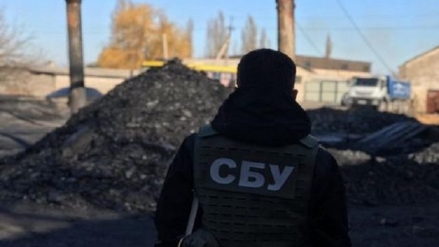 СБУ выявила незаконную добычу угля на закрытой шахте в Донецкой области