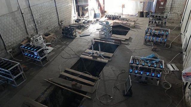 На Львовской ж/д нелегальная криптоферма воровала электроэнергию