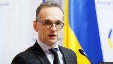 Перемирие на Донбассе вселяет надежду, - глава МИД Германии