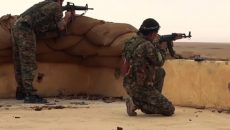 Курды ведут бои с турецкими военными