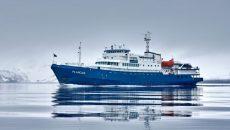 Кабмин дал деньги на корабль для антарктических исследований