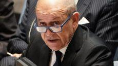 Глава МИД Франции предупредил о возможности восстановления санкций ООН против Ирана