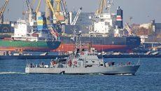 Американские катера испытывают в Одессе