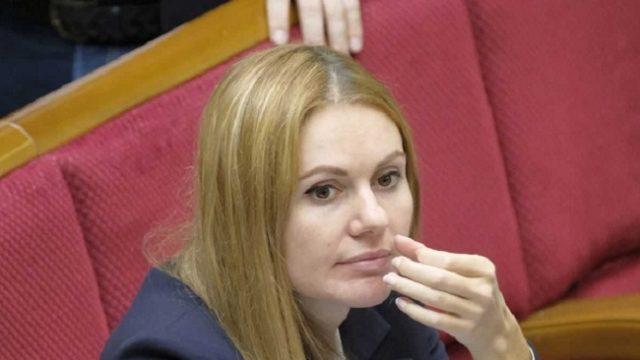 Скороход заявила, что ряд нардепов от «Слуги народа» намерены выйти из фракции