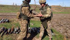 Пиротехники ГСЧС Украины изъяли и уничтожили более 35 тыс. взрывоопасных предметов