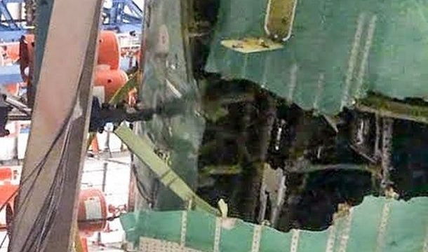 Boeing 777X развалился во время испытаний, - СМИ