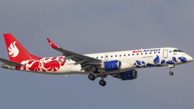 Buta Airways запускает прямые авиарейсы между Львовом и Баку