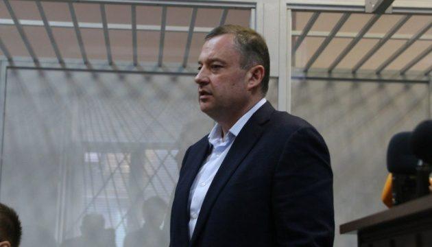 Дубневич арестован законно, - Антикорсуд