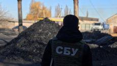Задержаны торговцы углем из ОРДЛО
