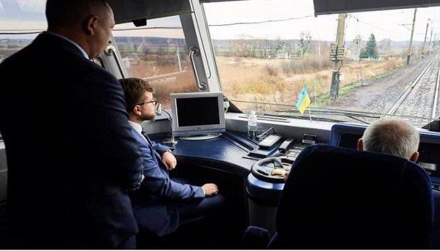 УЗ намерена построить европути до границы с Польшей, - Кравцов