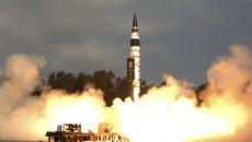 Индия провела успешное испытание баллистической ракеты