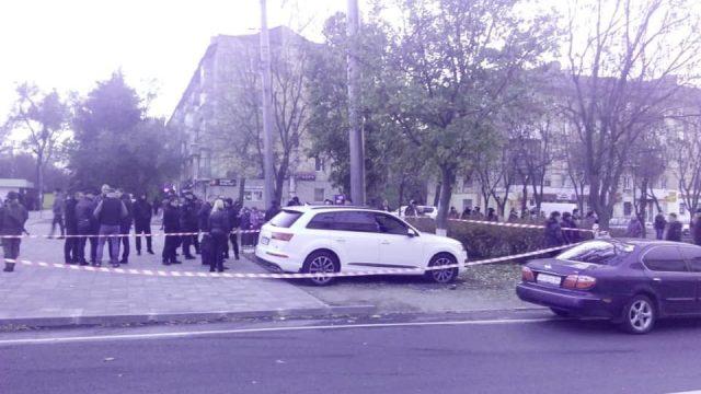 В Мариуполе убит крупный местный бизнесмен