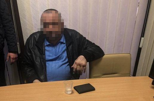 СБУ задержала одного из замов оборонного предприятия