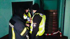В Киеве произошел взрыв в общежитии