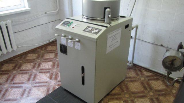 В Полтаве продавалось поддельное медоборудование