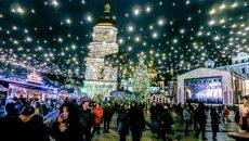 Большинство украинцев будут в новогоднюю ночь дома, - соцопрос