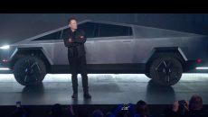Илон Маск представил первый электрический пикап Tesla