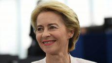 Зеленский поздравил главу Еврокомисии со вступлением в должность