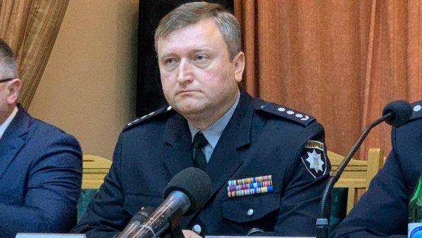 На Закарпатье новый глава полиции
