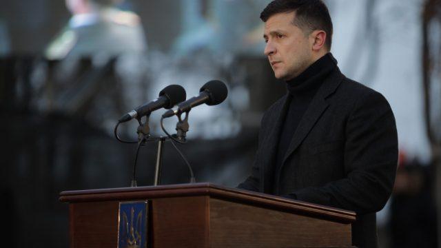 Украина никогда не простит Голодомор сталинскому режиму, - Зеленский