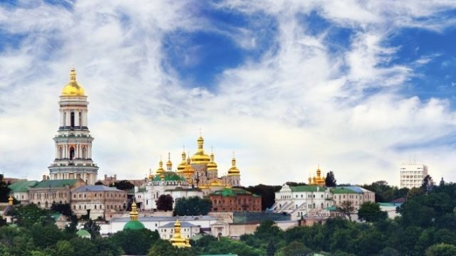 За 9 месяцев Киев посетили 1,5 миллиона иностранцев