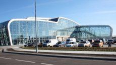 За 11 месяцев пассажиропоток аэропорта Львов вырос почти на 40%