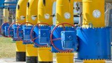 Украина с начала отопительного сезона использовала 2 млрд кубометров газа