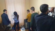На телеканале «Думская TV» проходят обыски (ВИДЕО)