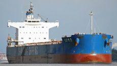 Экологи задержали судно в Черноморске