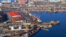 Морпорты Украины увеличили грузоперевалку до рекордных показателей