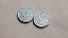 Нацбанк ввел в оборот монеты номиналом 5 гривен