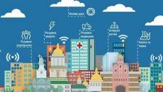 В Киеве можно оплатить парковку с помощью смартфона