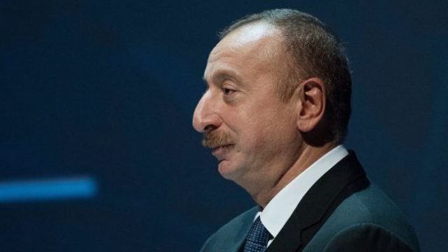 Алиев заявил о необходимости делимитации границы с Арменией