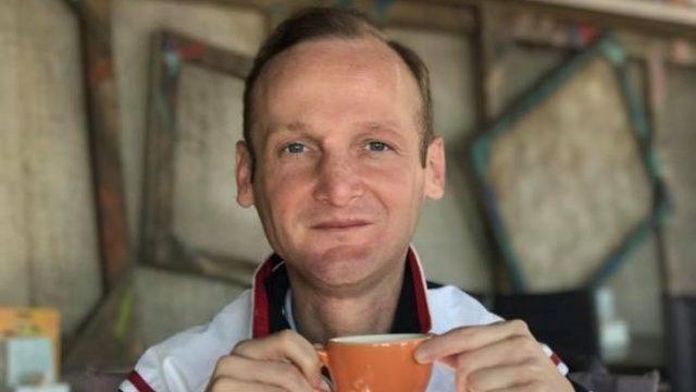 Журналиста Гайворонского депортировали из Крыма на материковую Украину