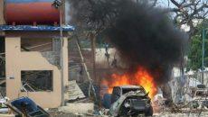 В столице Сомали взорван заминированный автомобиль